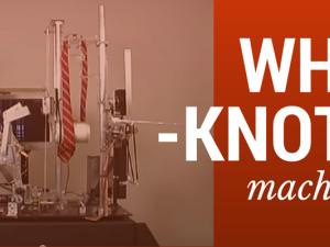 Why Knot machine - Seth Goldstein