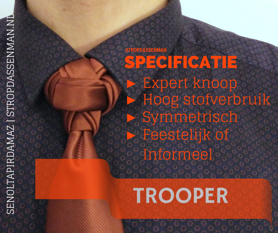 Trooper - Specificatie