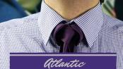 Hoe knoop je een stropdas: Atlantic knoop